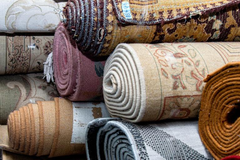 Все ковры под строгим учетом